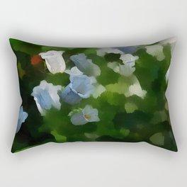 Gentle Song Rectangular Pillow