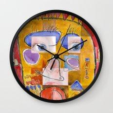 I feel playful Wall Clock