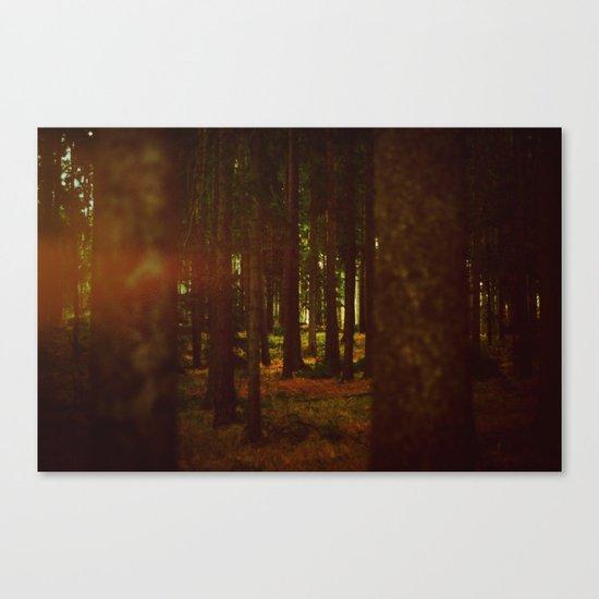 | B R E A T H E | Canvas Print