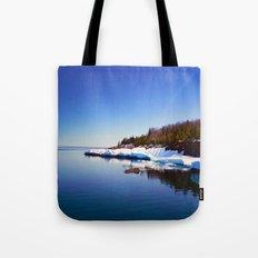 Presque Isle Tote Bag