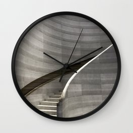 Stairway to what Wall Clock