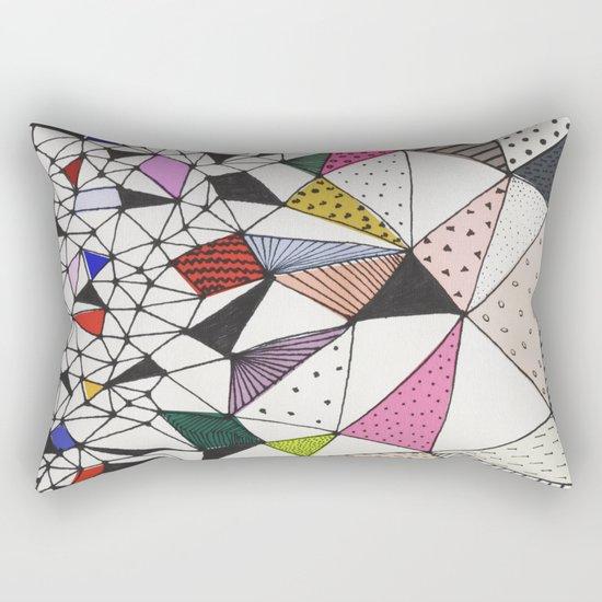 TD14 Rectangular Pillow