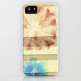Numerably Touch Flowers  ID:16165-132620-50181 iPhone Case