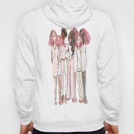 Breast Cancer Awareness Army Hoody