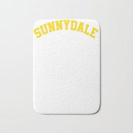 Sunnydale High School Tee Bath Mat
