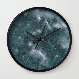 Dark Water Wall Clock