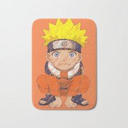 Naruto-chan Bath Mat