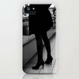 Indecision In Style iPhone Case