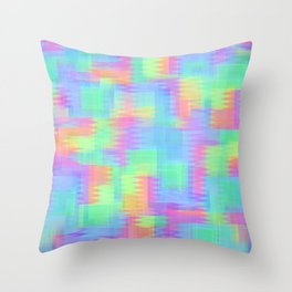 Glichin Aint Easy Throw Pillow