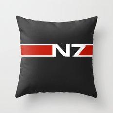 N7 Throw Pillow