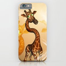 The unicorn Giraffe Slim Case iPhone 6s