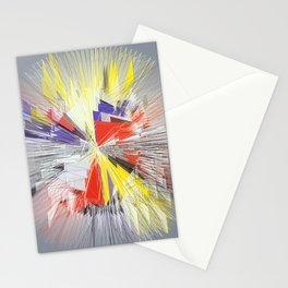Mondrian Big Bang Stationery Cards