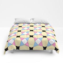 symetric patterns 31 -mandala,geometric,rosace,harmony,star,symmetry Comforters