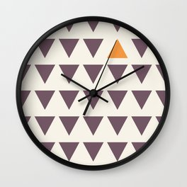 All down - You up Wall Clock