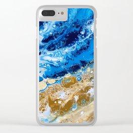 Shorebreak 3 Clear iPhone Case