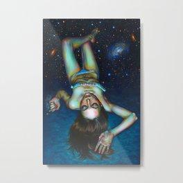 My personal space Metal Print