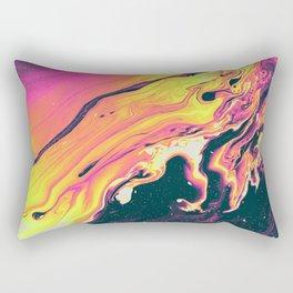 CORINTHIAN LEATHER Rectangular Pillow