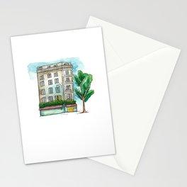 """Paris"" Stationery Cards"