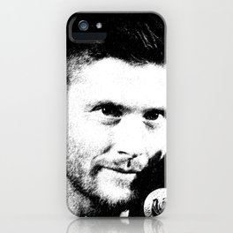 Jensen Ackles iPhone Case