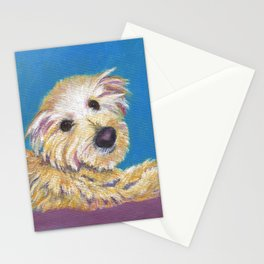 Chance, the Therapy Dog Stationery Cards