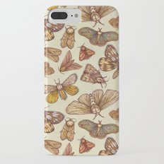 Moth Pattern iPhone 7 Plus Slim Case
