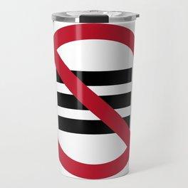 No Hamburger bar Travel Mug