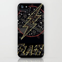 The Flash Mark iPhone Case