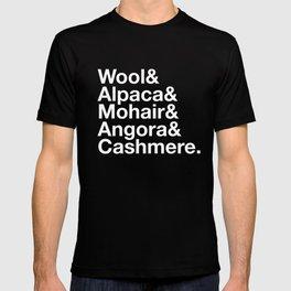 Fiber Content List T-shirt