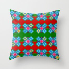 Pattern for decoration ... Throw Pillow
