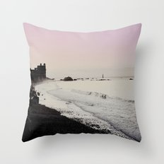 Breaking Tide Throw Pillow