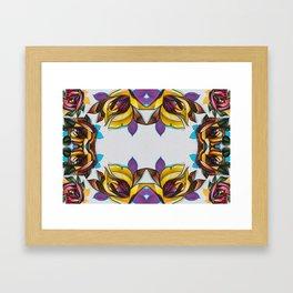 flow Framed Art Print