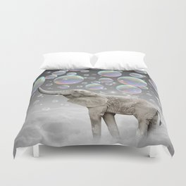 The Simple Things Are the Most Extraordinary (Elephant-Size Dreams) Duvet Cover