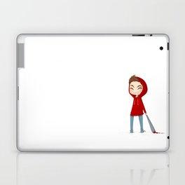 Red Riding Hood Stiles Laptop & iPad Skin