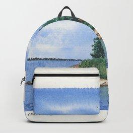 William #4 Backpack