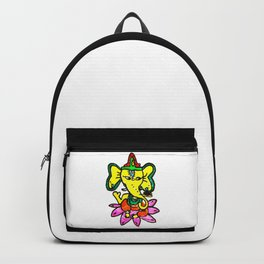 Ganesha by Elisavet Backpack