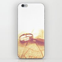 explore iPhone & iPod Skins featuring EXPLORE by Mankind Design