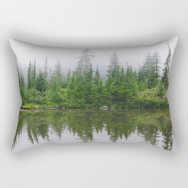 Pond of the False Prophet Rectangular Pillow