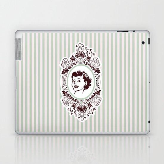 Pretty Woman Laptop & iPad Skin