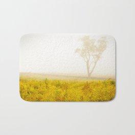 Dreams of Goldenrod and Fog Bath Mat