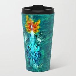 Siren splash Travel Mug