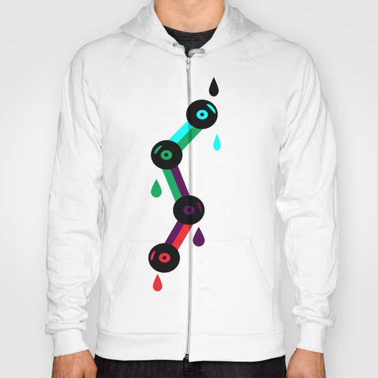 Drips Of Sound Hoody