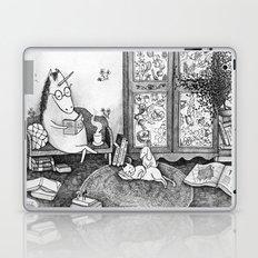 Unicorn house Laptop & iPad Skin