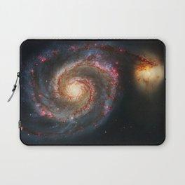 Whirlpool Galaxy and Companion Galaxy Laptop Sleeve