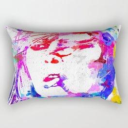 Brigitte Bardot Rectangular Pillow