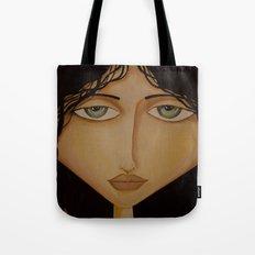 model 1 Tote Bag