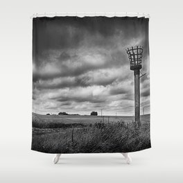 Northbourne Beacon Shower Curtain