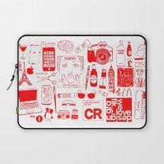 Graphics Design student poster Laptop Sleeve