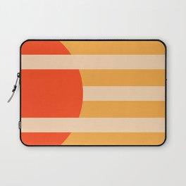 GEOMETRY ORANGE I Laptop Sleeve
