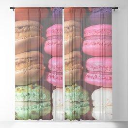 Macarons || Sheer Curtain