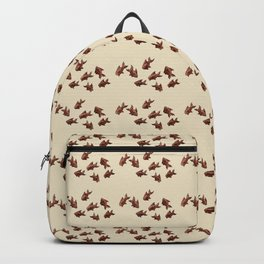 Coffee Bean Sharks Backpack